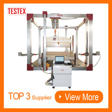 Universal Test Field for Alternating Bending Tests on Seating Furniture, Upholstery, and Tables