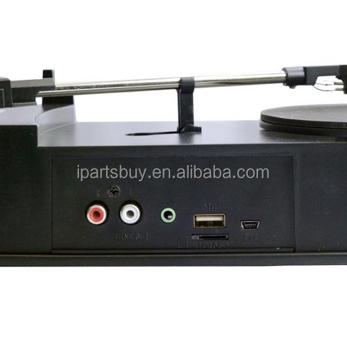 pas cher prix mini usb platine turn plaque vinyle lp mp3 usb flash drive hot swapping. Black Bedroom Furniture Sets. Home Design Ideas
