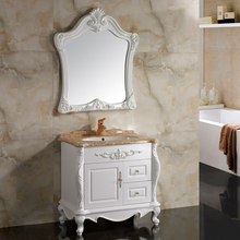 Manufacturer Family And Hotels Floor Bathroom Vanity Cabinets
