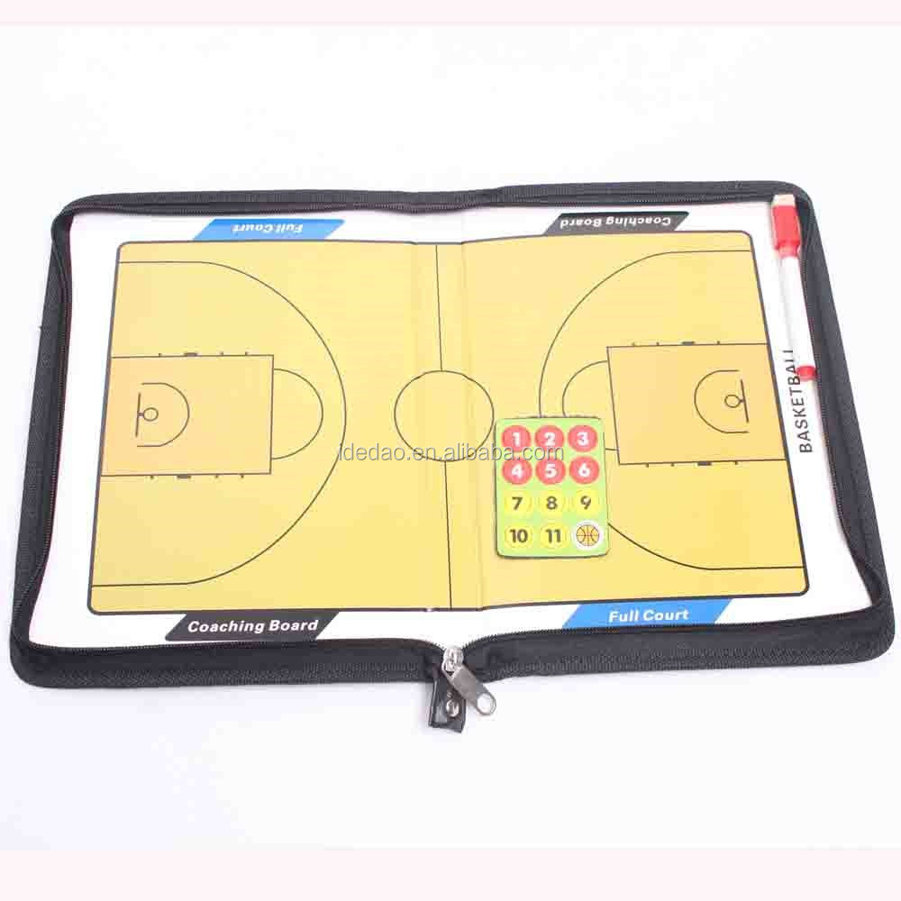 Soccer Match Game Plan Book Football Training Coach Tactic Board magnetic soccer tactic board football coach board