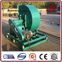 Cement kiln high temperature suction blower centrifugal fan