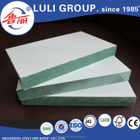 waterproof mdf board from China luli group with more than 5000 people since 1985
