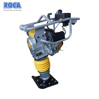 Engineering Machinery Electric Tamping Rammer compactor price