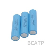 High quality 18650 li-ion battery cells for tank LGMH1 18650 3.7v 3200mah 10A discharge rate