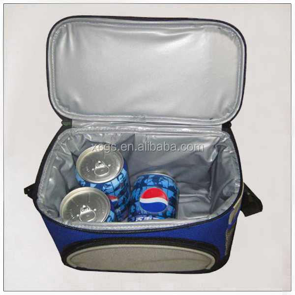 large thermal insulated cooler bag cooler bottle bag