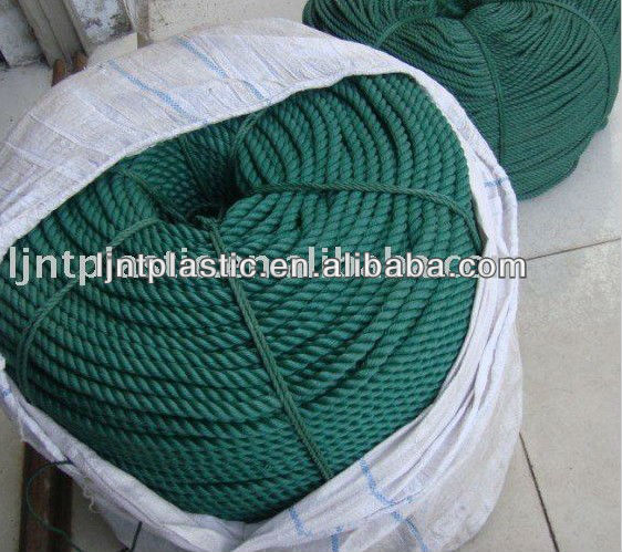 PLASTIC RECYCLED ROPE