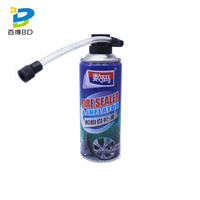 Car Care Liquid Spray Anti Puncture Tire Sealer Inflator