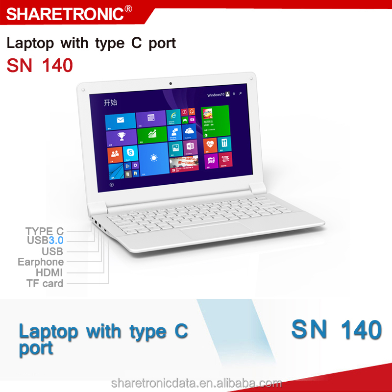 High Quality Cheap OEM Latest 14inch mini Z8300 Quad Core Ultrabook Laptop Notebook PC Computer