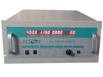 500va 400hz static frequency converters for Aircraft
