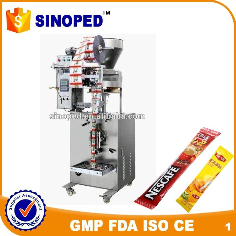 Alibaba recommended ketchup small sachet packing machine
