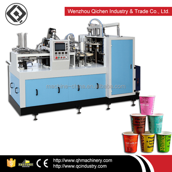 ZBJ-X12 Automatic Paper Cup Making Machine