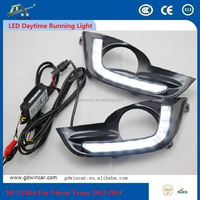 Wholesale Price Anti - aging Auto DRL Light LED Driving Daytime Running Light For Nissane New Teana Or Altima 2013 - 2015