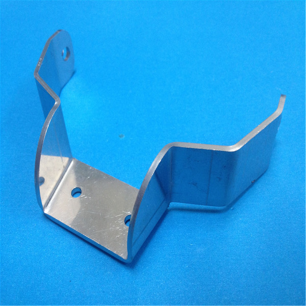 ISO 9001 custom stamping precision furniture spring steel bracket