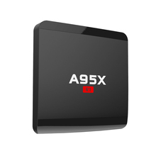 TV Box A95X R1 Amlogic S905W Quad Core 1GB 8GB Android 7.1 3D 4K WiFi HD Google Smart TV Box