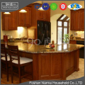 china supplier ready made home furniture cherry wood kitchen cabinets