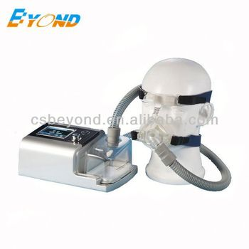 a breathing machine