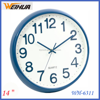 Round coffee house 14 inch projector clock