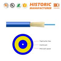 single fiber single mode/multimode cheap fiber optic patch cord cable fibre optic cables