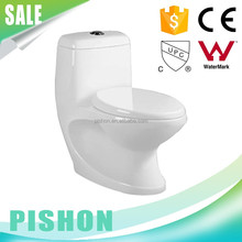 China Factory washdown vitreous indian water closet size