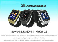 GPS 3G WiFi OEM smartwathes smart mobile watch phones with sim card