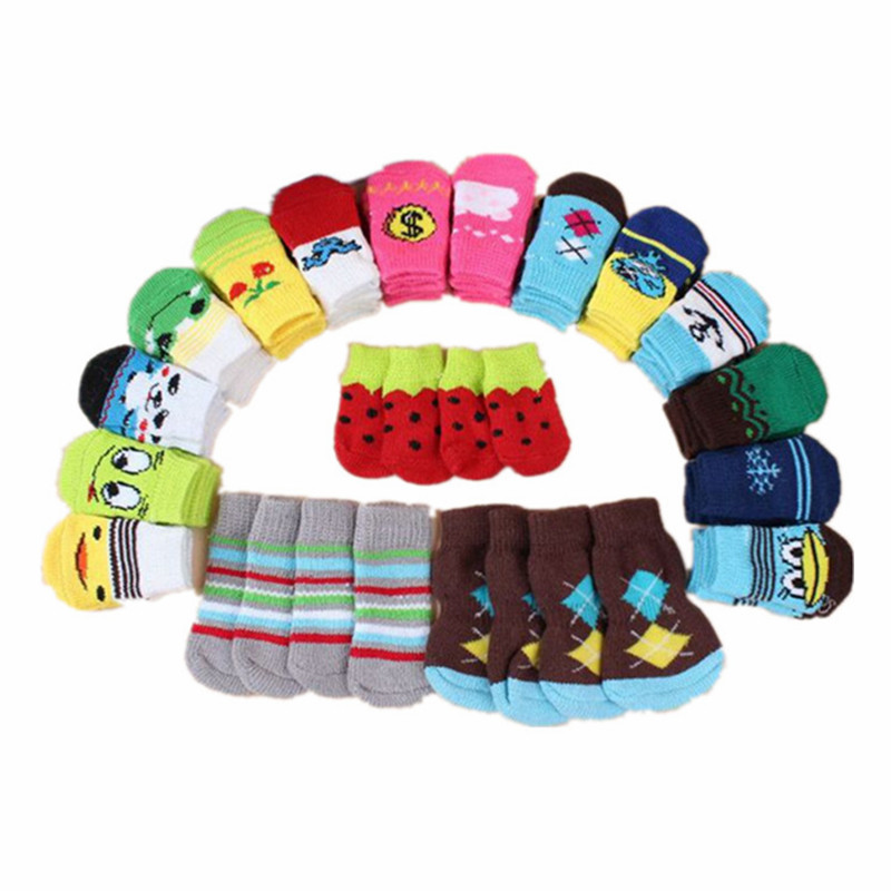 Mulicolour Cheap Price Cotton Pet Socks