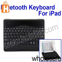 For iPad 2 3 4 Wireless Bluetooth Keyboard with Bluetooth Speaker+Case for iPad 2 3 4/The New iPad
