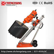 "5280W 18"" angle adjustable concrete diamond core drill SCY-4550/3C"