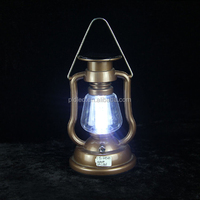 Solar Compact Led Camping Lantern Candle Lamp Made in China