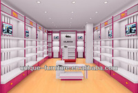 lady dress store design clothes shop decorate