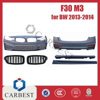 Front Bumper for BMW M3 Style for 3 Series F30