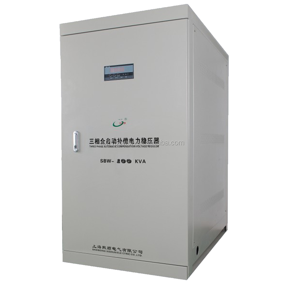 3Phase 400KVA Digital LCD type AC Automatic Voltage Regulator/Stabilizer.