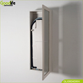 Goodlife good quality wall mount iroing board with storage cabinet space saving