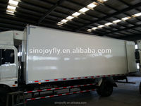 5 tons refrigerated truck frozen food box