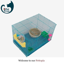 Cheap best selling single door dog metal cage