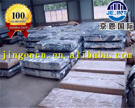24 22 gauge corrugated steel roofing sheet for poultry houses