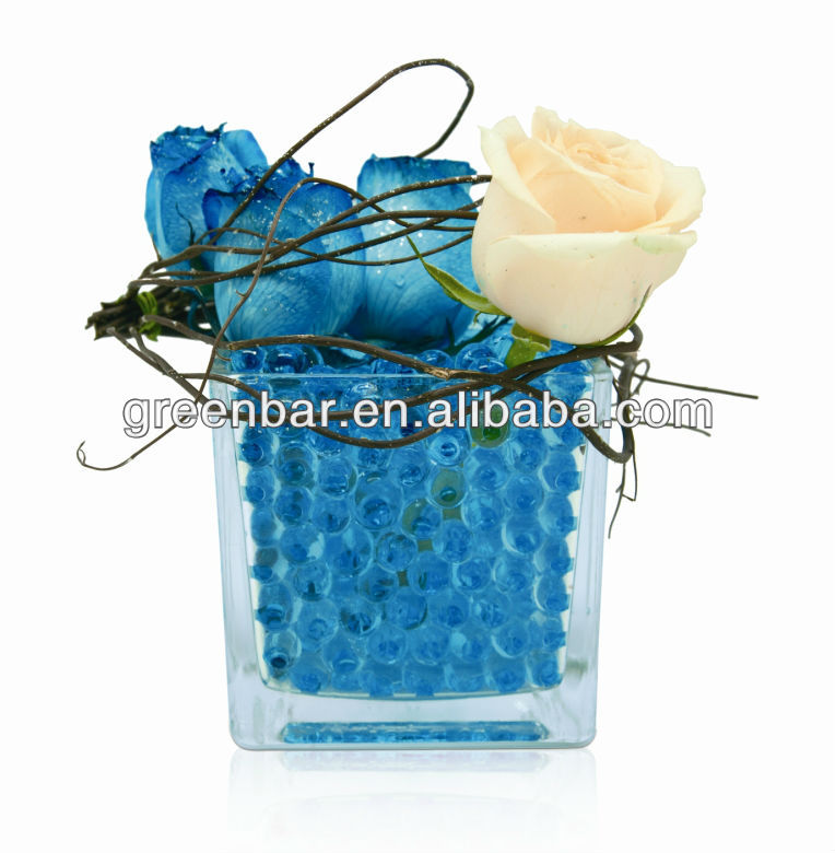 magic jelly balls/water beads wedding decoration