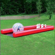 Factory price inflatable bowling pins for sale/ inflatable bowling set / inflatable wall
