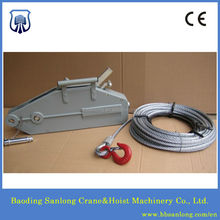 Cable Hand Pulling Equipment / Cable pulling hoist