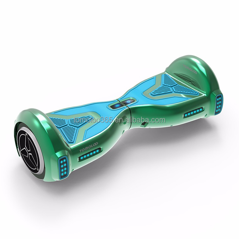 Two Wheel Electric Gyro Self-balancing Scooter, Smart Anticreeping Material Hover Board Scooter/