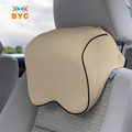 BYC Chinese Cheap Neck Rest Sleep Pillow Outdoor Pillow
