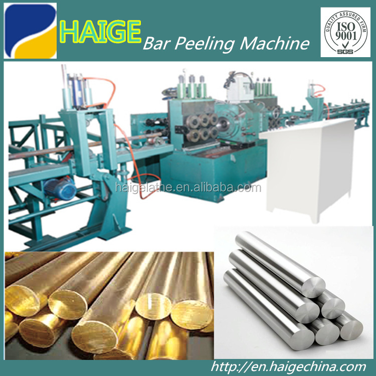 steel bar peeling machine manufactures