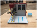 Vertical Two side Edge Coloring Machine for Leather Belt