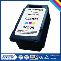 Ink Visible ink cartridge for canon 545 with Premium Ink remanufactured toner cartridge