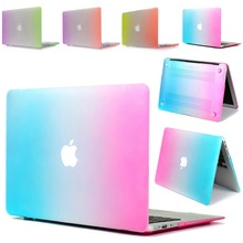 "Hot Hard Rubberized Case Laptop Cover For MacBook Air Pro Retina 11"" 12"" 13"" 15"""