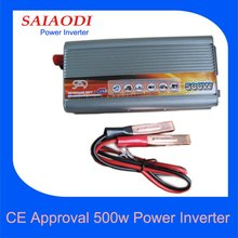 low cost inverter for emergency light 500w 12v 220v power 12v 24v solar inverter