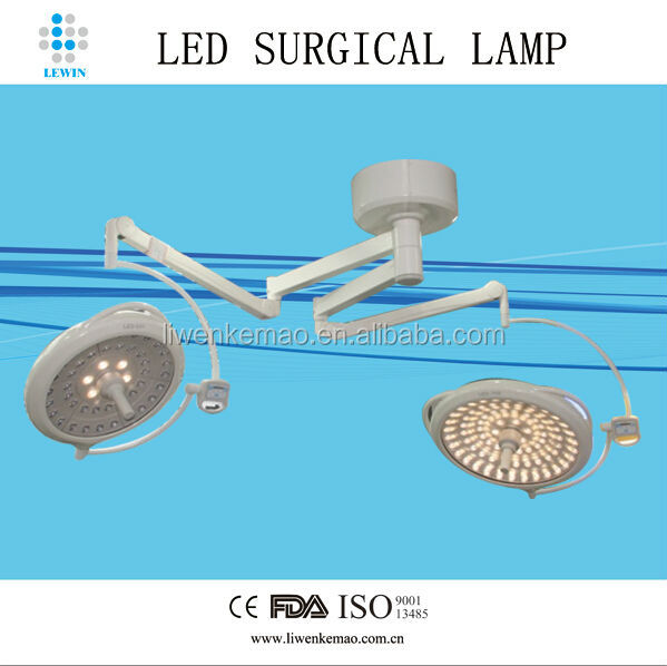 hot sale LEWIN brand medical examination light ceiling mount