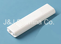 Plastic cord weight, 108mm long for vertical blind