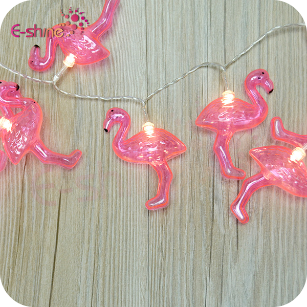 Red Flamingo F5 String Lights 10ft Flexible Copper Wire 30 Leds