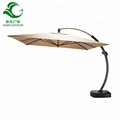 3.5*3.5m Outdoor Big Bend Umbrella with movable base