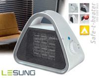 PTC ceramic heater 1500W with 2 heating set GS CE EMC